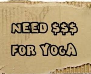 expensive yoga