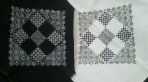 BW Cushion Covers