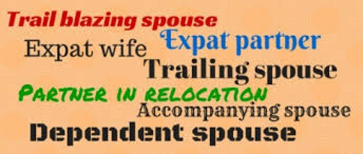 Trailing spouse