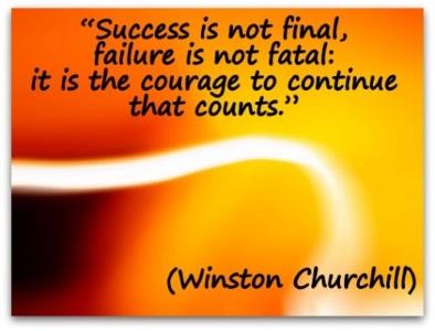 First Writing Success