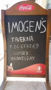 Imogens Inn Taverna